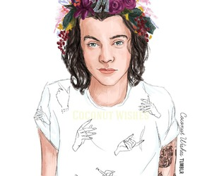 Harry Styles and one direction image
