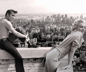 Elvis Presley and marylin monroe image