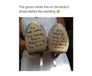 dress, love letter, and weddings image