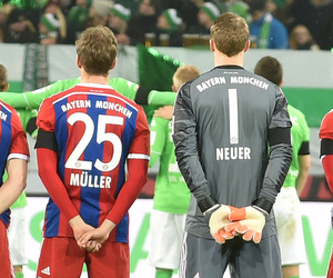 football, germany, and manuel neuer image