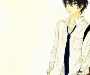 anime, tonari no kaibutsu-kun, and manga image
