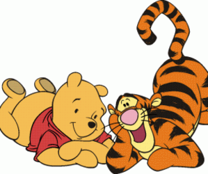 pooh, winnie the pooh, and tigger image