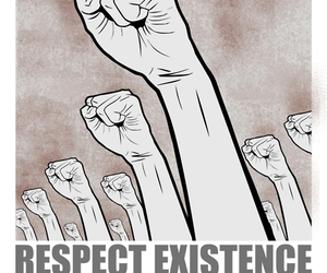 Existence, expect, and respect image