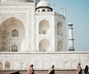 india, beautiful, and place image