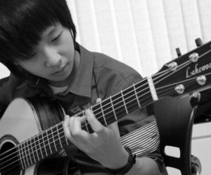 guitarra and sungha jung image