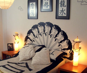 bedroom, girl, and china image