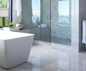 bathroom, design, and exterior image
