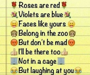 face, poem, and xD image
