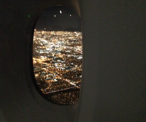 LAX, lights, and a image
