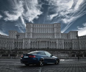 bmw, car, and photography image
