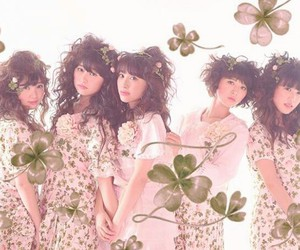 clover, girls, and japanese image