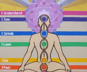 art, chakras, and chacra image