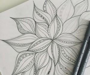 art, diy, and pencil image