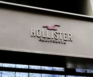 hollister, store, and photography image