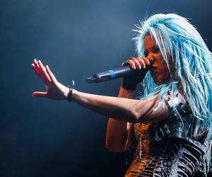 arch enemy and the agonist image
