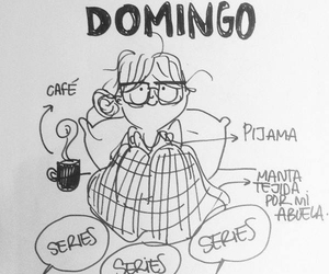 domingo, cafe, and coffee image