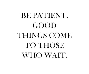 be, good, and patient image