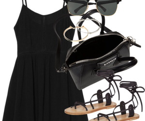 bag, clothing, and fashion image