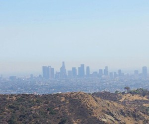 beautiful, downtown, and los angeles image