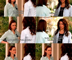 can, funny, and gilmore girls image