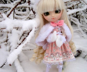 dolls, pullip, and toys image