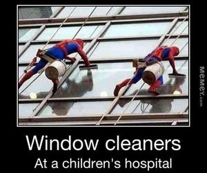cute, spiderman, and children image