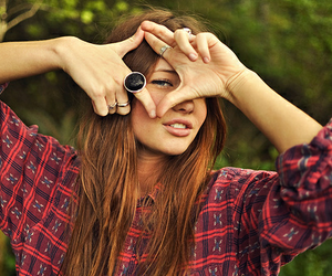 girl and ring image