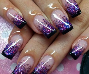 nail, nailart, and nails art image