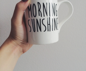 coffee, cup, and morning image