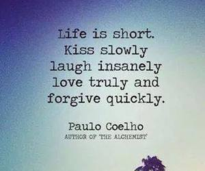 paulo coelho, quotes, and love image