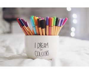 Dream and colours image