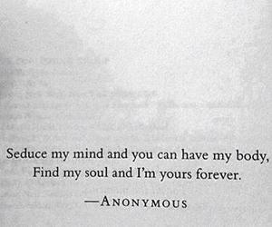 mind, soul, and seduce image