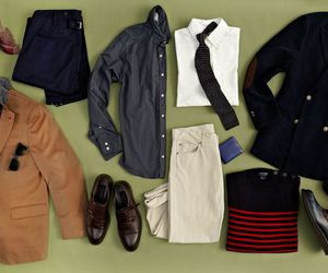 Everyday Wear, travel, and men's image