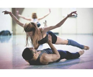 dance, fitness, and sport image