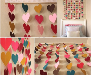 diy, hearts, and heart image