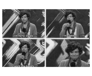 Harry Styles, xfactor, and one direction image