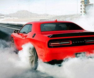 Challenger and dodge image