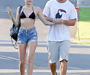 aww, date, and miley cyrus image