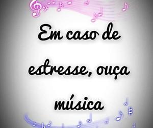 music, musica, and estresse image