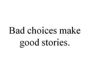 quotes, story, and choice image