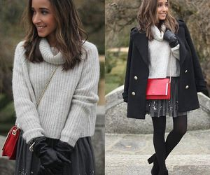 booties, class, and fall fashion image