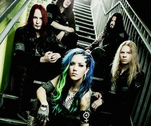 arch enemy, alissa, and white-gluz image