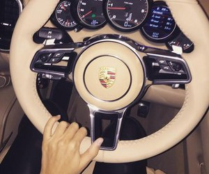 luxury, car, and porsche image