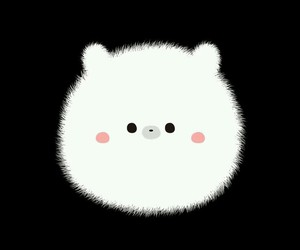 cute, fluffy, and wallpaper image
