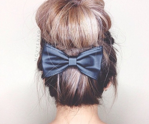 beautiful, girls, and hair style image