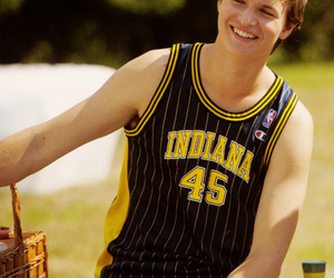 ansel elgort, augustus waters, and the fault in our stars image