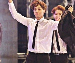 exo, kai, and exo-k image