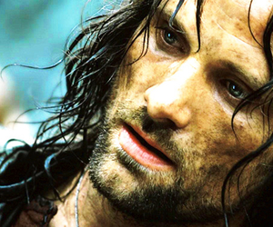 aragorn, LOTR, and lord of the rings image