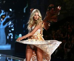 Victoria's Secret, elsa hosk, and model image