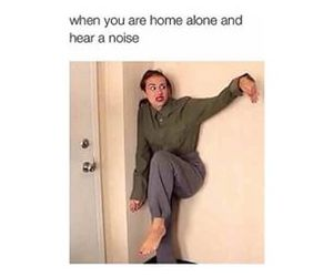 funny, miranda sings, and alone image